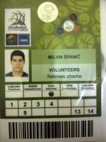 MilanSpanicVolunteer